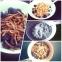 Chiagrød - forskellige varianter